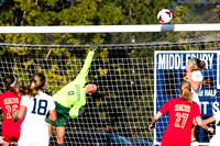 100416 SLU at Middlebury WSoc